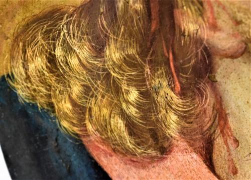 "Michael Coxie (Malines 1499-1592) ""Face of Christ"" - Renaissance"