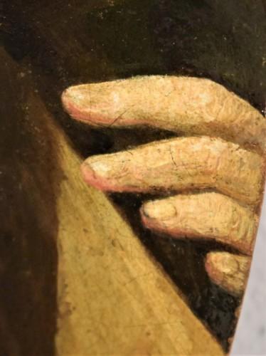 "Renaissance - Michael Coxie (Malines 1499-1592) ""Face of Christ"""
