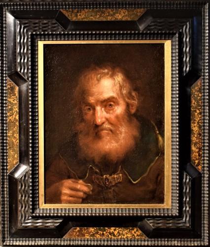 Allegory of Avarice  - Giuseppe Nogari (1699-1763)