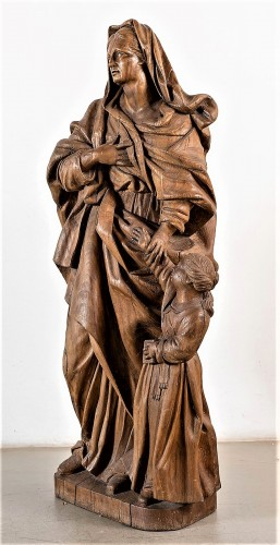Saint Anne and the Virgin Child -