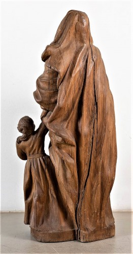 17th century - Saint Anne and the Virgin Child