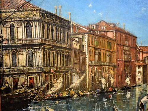 """Venezia, """"Il Canal Grande"""" - Lucia Ponga degli Ancillo (1887-1966) -"""