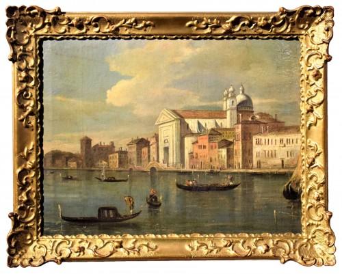 Venezia, Santa Maria del Rosario  -  Francesco Tironi (Venise 1745-1798)