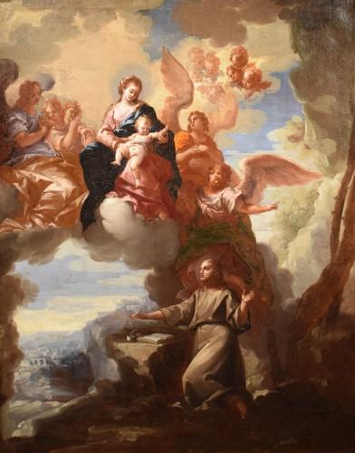 Saint Jean l'Evangéliste - Antonio Domenico Vaccaro (1678-1745)