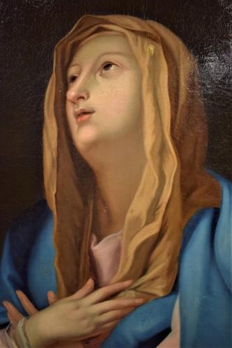17th century - Vergine Orante - Workshop of Guido Reni  (Bologna 1575-1642)