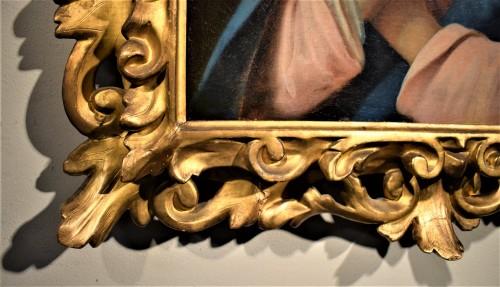 Antiquités - Vergine Orante - Workshop of Guido Reni  (Bologna 1575-1642)