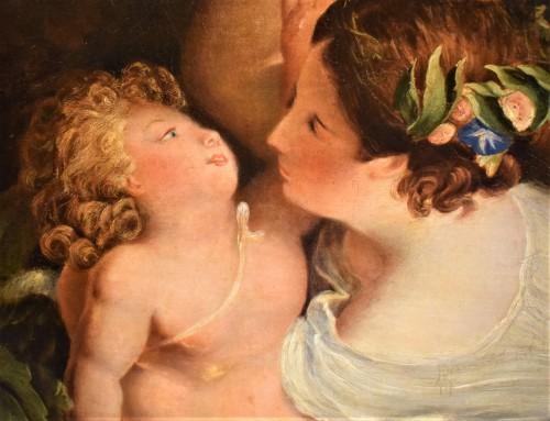 Venus et Cupidon, William Eduard Frost (1810-1877) - Louis-Philippe
