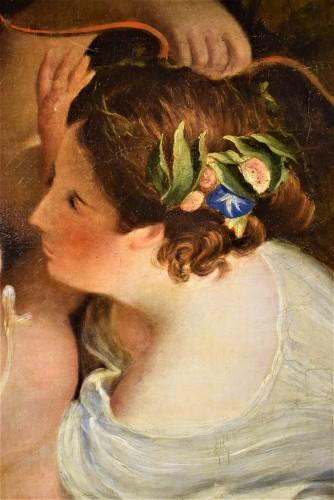 Antiquités - Venus et Cupidon, William Eduard Frost (1810-1877)