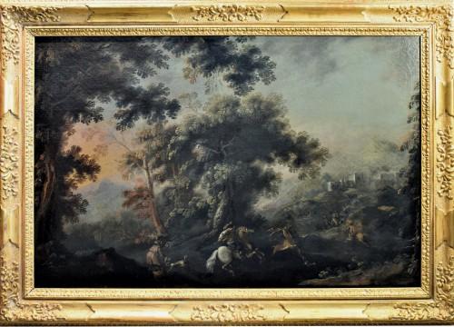 Pandolfo Reschi (1624-1699) - Deer Hunting
