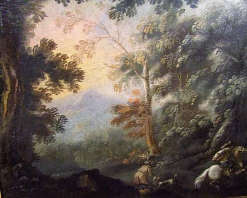 Pandolfo Reschi (1624-1699) - Deer Hunting -