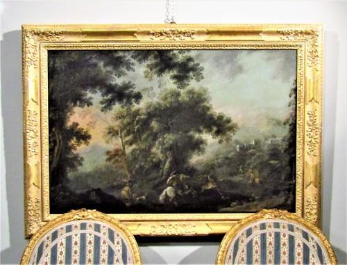 Antiquités - Pandolfo Reschi (1624-1699) - Deer Hunting