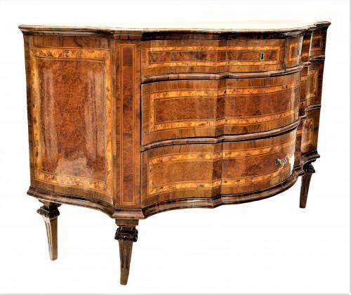 Commode Louis XVI - Venezia XVIII th  century - Furniture Style Louis XVI