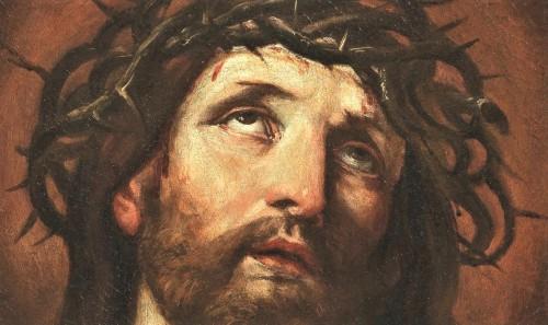 "Paintings & Drawings  - ""Ecce Homo"" - Workshop of Guido Reni (Bologne1574-1642)"