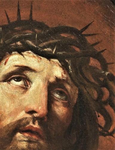 """""""Ecce Homo"""" - Workshop of Guido Reni (Bologne1574-1642) -"""