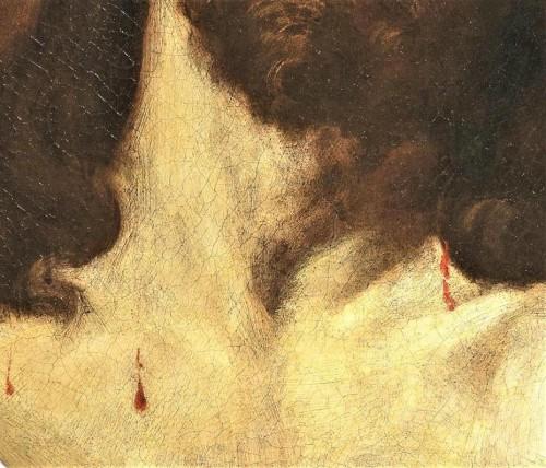 """17th century - """"Ecce Homo"""" - Workshop of Guido Reni (Bologne1574-1642)"""
