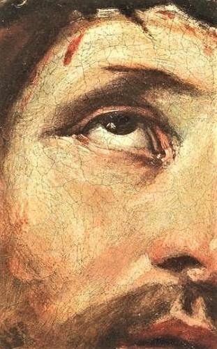 """Ecce Homo"" - Workshop of Guido Reni (Bologne1574-1642) - Louis XIII"