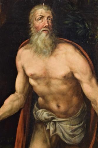 <= 16th century - Saint Jerome - Italian school of the 16th century