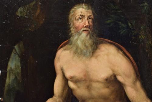 Renaissance - Saint Jerome - Italian school of the 16th century