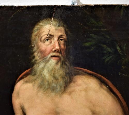 Antiquités - Saint Jerome - Italian school of the 16th century