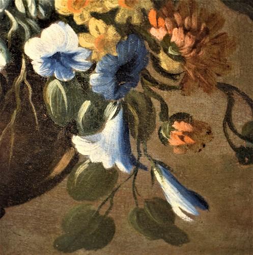 Louis XV - Still Lifes of Flowers Giacomo Nani