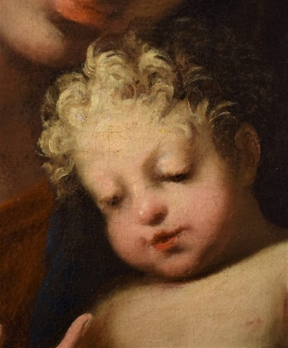 18th century - Vierge and Child workshop of Jacopo Amigoni