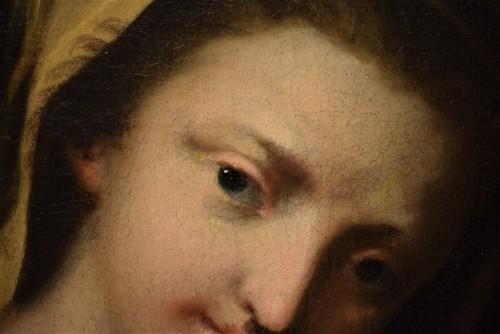 Louis XV - Vierge and Child workshop of Jacopo Amigoni