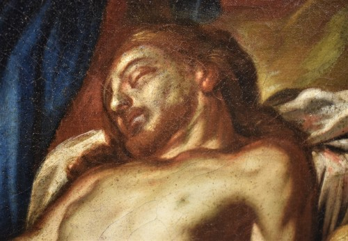 Louis XIV - Lamentation of the Virgin with the Magdalene