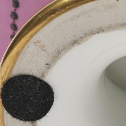 Porcelain & Faience  - Sèvres porcelain fruit bowl  Gift of Empress Marie-Louise
