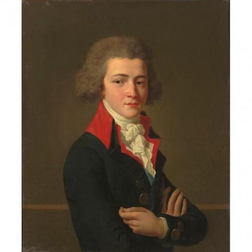 Paintings & Drawings  - Jean-Antoine-Théodore GIROUST (1753-1817), attributed to.