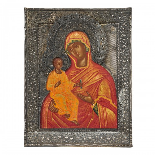 n of the Mother of God of Alexandria, Russia, Moscow