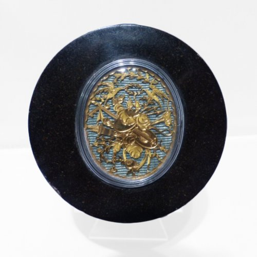 Louis XVI snuffbox tortoise and gold