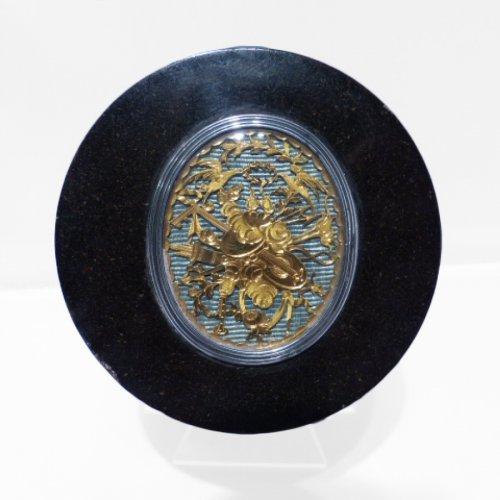 Louis XVI snuffbox tortoise and gold
