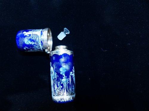 Objects of Vertu  - Flacon à sels ou à parfum