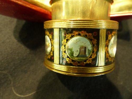 18th century - 18 th century lorgnette
