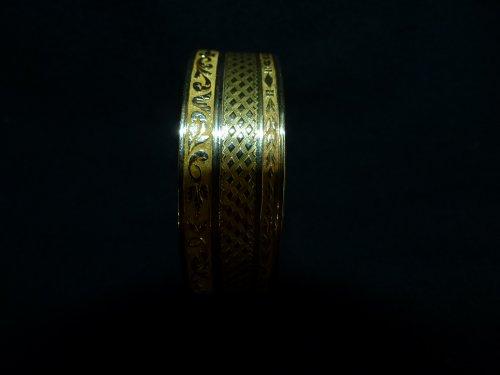 Gold box by Etienne Pierre Rousselet - Empire