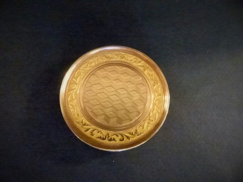 Gold box first Empire period - Objects of Vertu Style Directoire