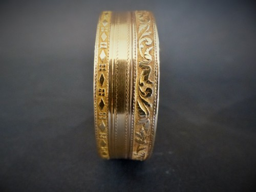 18th century - Gold box first Empire period