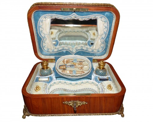 Sewing box Napoleon III period