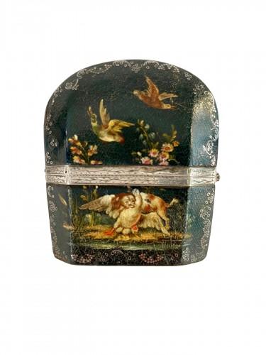 Perfume nécessaire Paris 1750 cristal gold