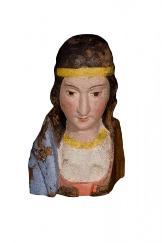 Eulalia from Barcelona  (Spain, late 15th century)
