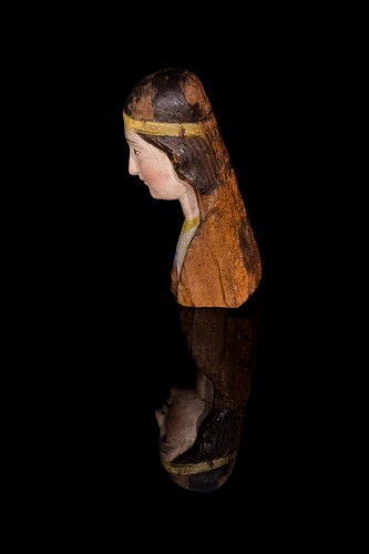 Eulalia from Barcelona  (Spain, late 15th century) -