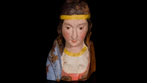 Eulalia from Barcelona  (Spain, late 15th century) - Middle age