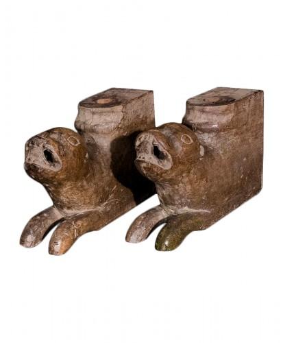 Lion Bearers (circa 1300)