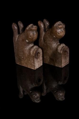 16th century - Lion Bearers (circa 1300)