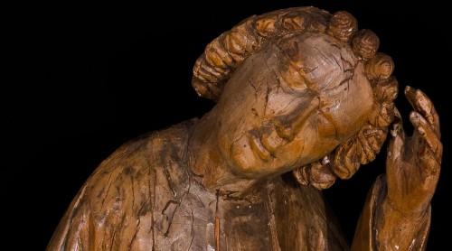 Sculpture  - Apostle John, 16th century