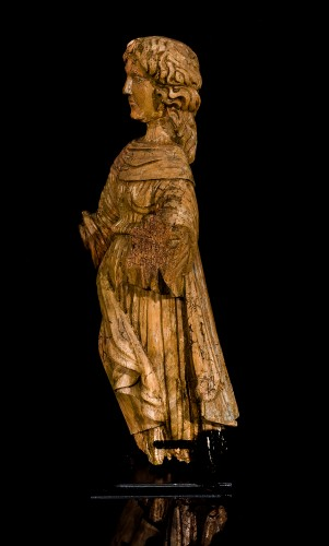 Female Saint (16th century) -