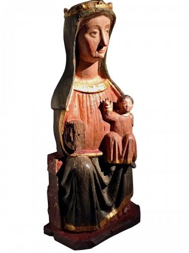 Sedes Sapientiae (14th century)