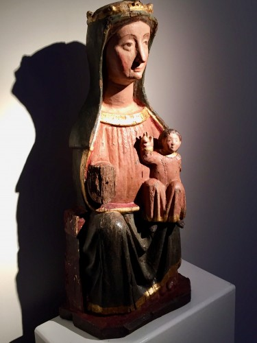 Sedes Sapientiae (14th century) -