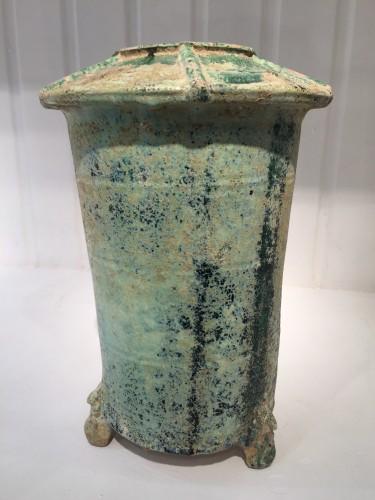 Asian Art & Antiques  - Granary (Eastern Han Dynasty, 25 – 220 AD)