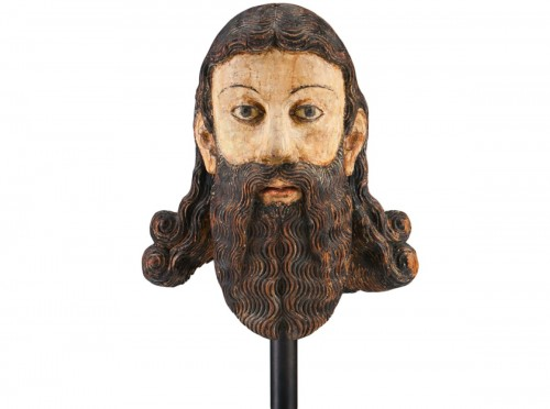 Head of a Saint (ca. 1600)